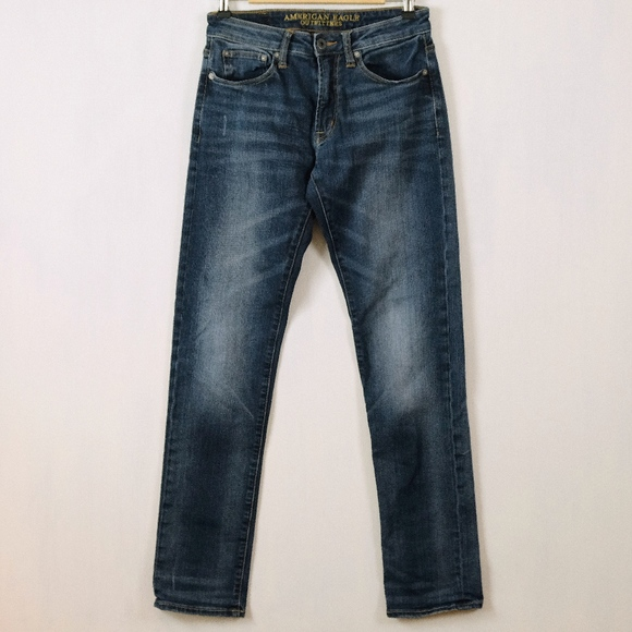 American Eagle Outfitters Denim - American Eagle Active Flex Slim Leg Jeans